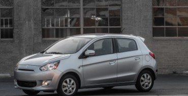 2015 Mirage Named Most Affordable Vehicle by Cars.com