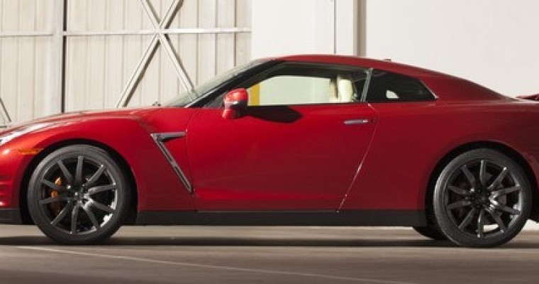 2015 Nissan GT-R Overview