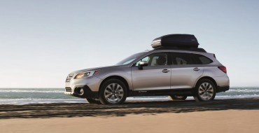 Subaru October Sales Break Company Records