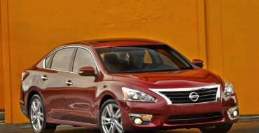 Nissan Announces Pricing for the 2015 Altima
