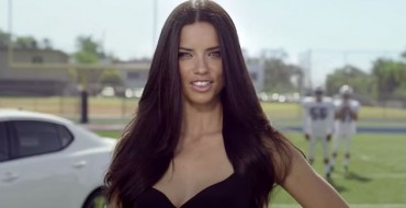 Adriana Lima and Kia Team Up for Ad Series