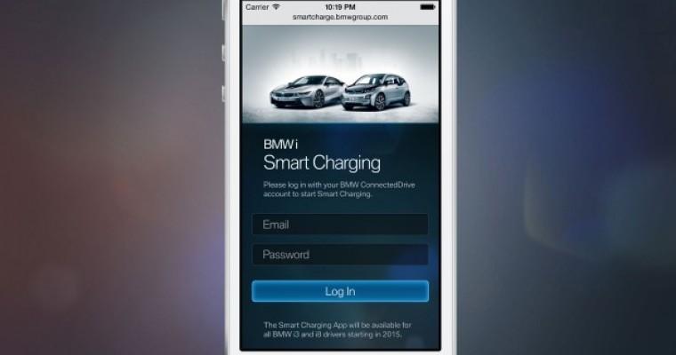 BMW Smart Charging App Could Help You Save $400 Per Year