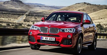 BMW X4 is a Crossover-SUV-Coupe Thing