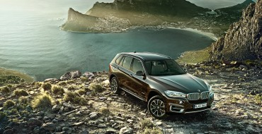 BMW Sales in May Rise 13.3 Percent