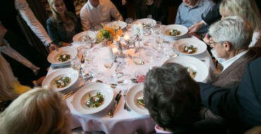 Cadillac's 'Road to Table' Gets Drivers Eating