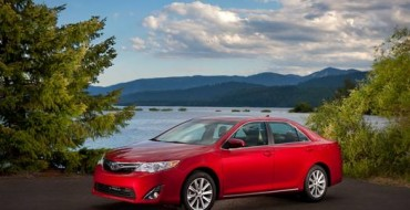 Toyota May Results Show a Camry Sold Every Minute