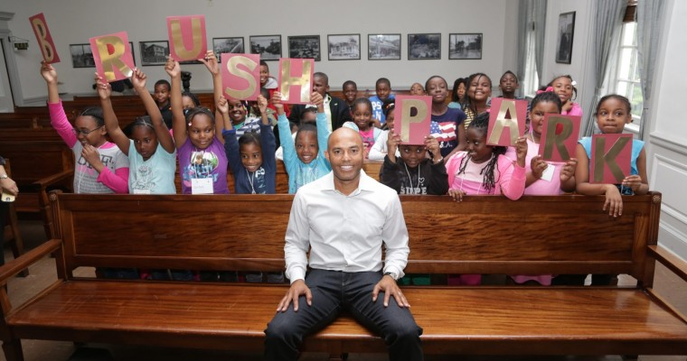 Chevrolet Honors Mariano Rivera, Refurbishes Baseball Field