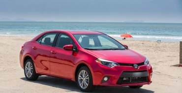 Toyota August Sales Continue to Climb