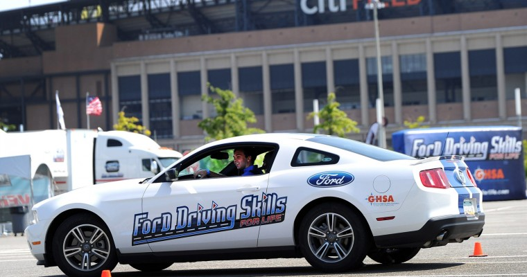 "Ford Talks Safety at ""Teen Safe Driving: The Next 10 Years"""