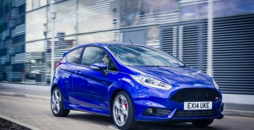 Ford European Sales Outpacing Industry Through May