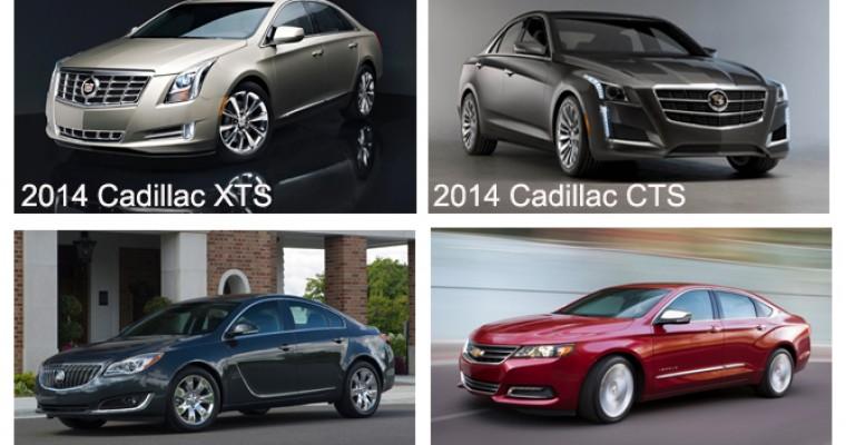 GM Models Excel in Front End Safety