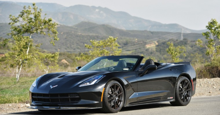 Hennessey 2014 C7 Corvette Stingray HPE700 Upgrade Boosts HP to 707