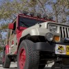 [VIDEO] Relive Your Childhood with These Jurassic Park Jeeps