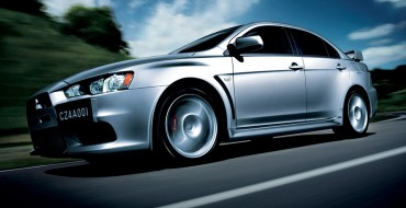 It's Alive! The 2015 Mitsubishi Lancer Evolution is Coming