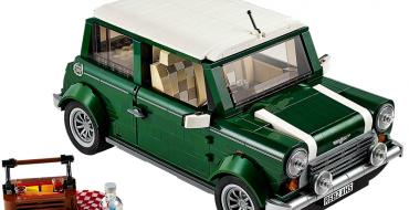 Start Saving Now: Lifelike Lego MINI Cooper Coming in August
