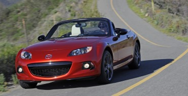 750 25th Anniversary Miatas Up for Grabs in the UK