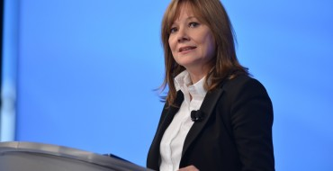 GM CEO Mary Barra Named Motor Trend's 2018 Person of the Year