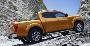 Nissan Reveals 2015 NP300 Navara (Basically, the Frontier)
