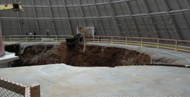 National Corvette Museum Sinkhole Documentary Is a Thing