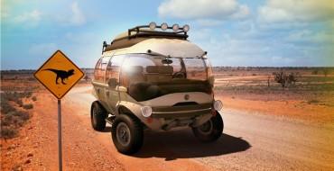 Go Green: Nimbus e-Car Concept Van is Hippies' Dream Vehicle