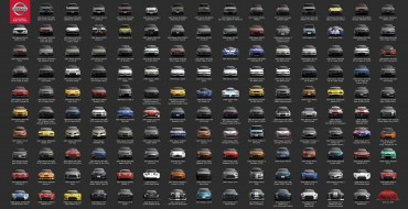 There Have Been 148 Nissan Cars in Gran Turismo