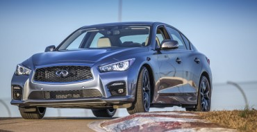 Sebastian Vettel-Tested Infiniti Q50 Launches in Hong Kong