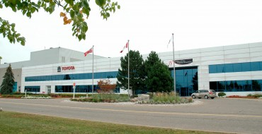 Toyota Canada Plant is Highest Ranked Global Automotive Manufacturing Facility