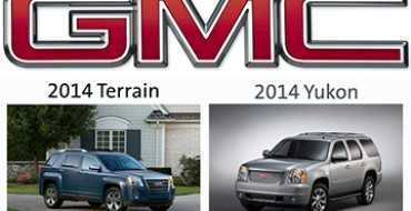 Yukon and Terrain Earn Initial Quality Awards