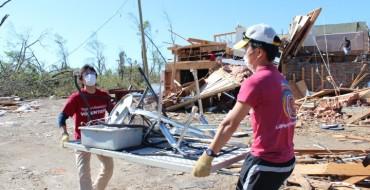 Toyota Mississippi Donations Help Tornado Victims