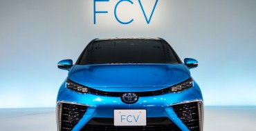 [VIDEO] Toyota Reveals FCV Exterior and Japan Price