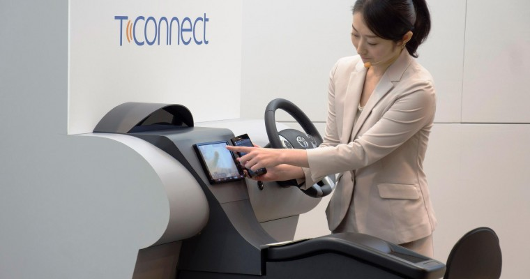 Toyota T-Connect to Roll out this Summer in Japan