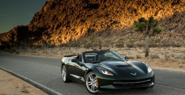 Chevy Silverado, Corvette, Suburban Win 2014 IHS Automotive Loyalty Awards