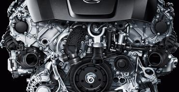 AMG 4.0-Liter V8 Biturbo Engine Revealed, is Nuts
