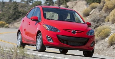 Mazda June Sales Are Best in a Decade