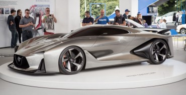 Report: Next-Gen GT-R Could Go Hybrid, Look Like 2020 Vision