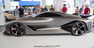 We'd Sure Like the Nissan 2020 Concept to Be the Next GT-R