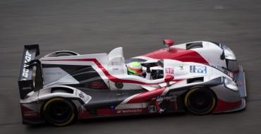 Jota Sport Zytek Z11SN Nissan Tops LM P2 Class