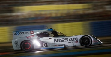 Nissan ZEOD Hits 300km/h on Mulsanne Straight