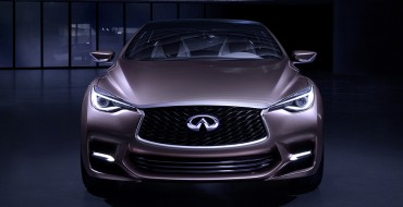 Andy Palmer, Our Hero, Confirms Infiniti Q30 and QX30