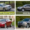 12 GM Vehicles Named to IIHS List of Recommended Used Vehicles for Teens