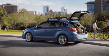 2013 Subaru Impreza Overview