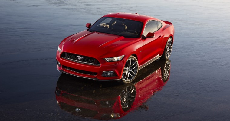 Ford SYNC 911 Assist to Debut in 2015 Ford Mustang