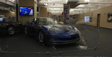 2009 Corvette Blue Devil Prototype Will Be Restored First