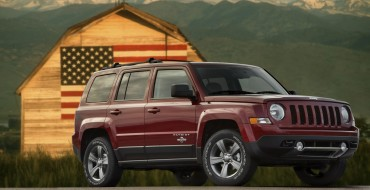Jeep Named the Most Patriotic Brand in America by 2018 Brand Keys Survey