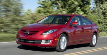 2013 Mazda6 Overview
