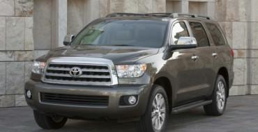2013 Toyota Sequoia Overview