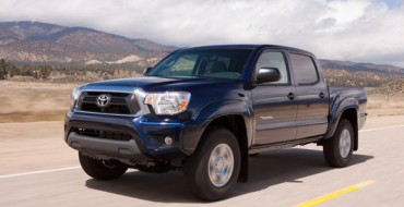 2013 Toyota Tacoma Overview
