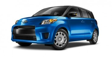 2013 Scion xD Overview