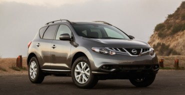 2013 Nissan Murano Overview