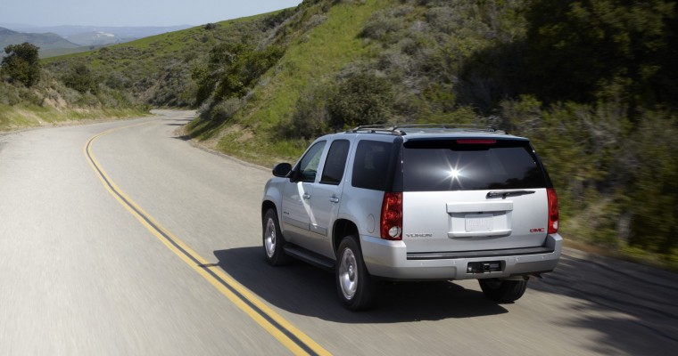 2014 GMC Yukon Ranks Highest in APEAL Study